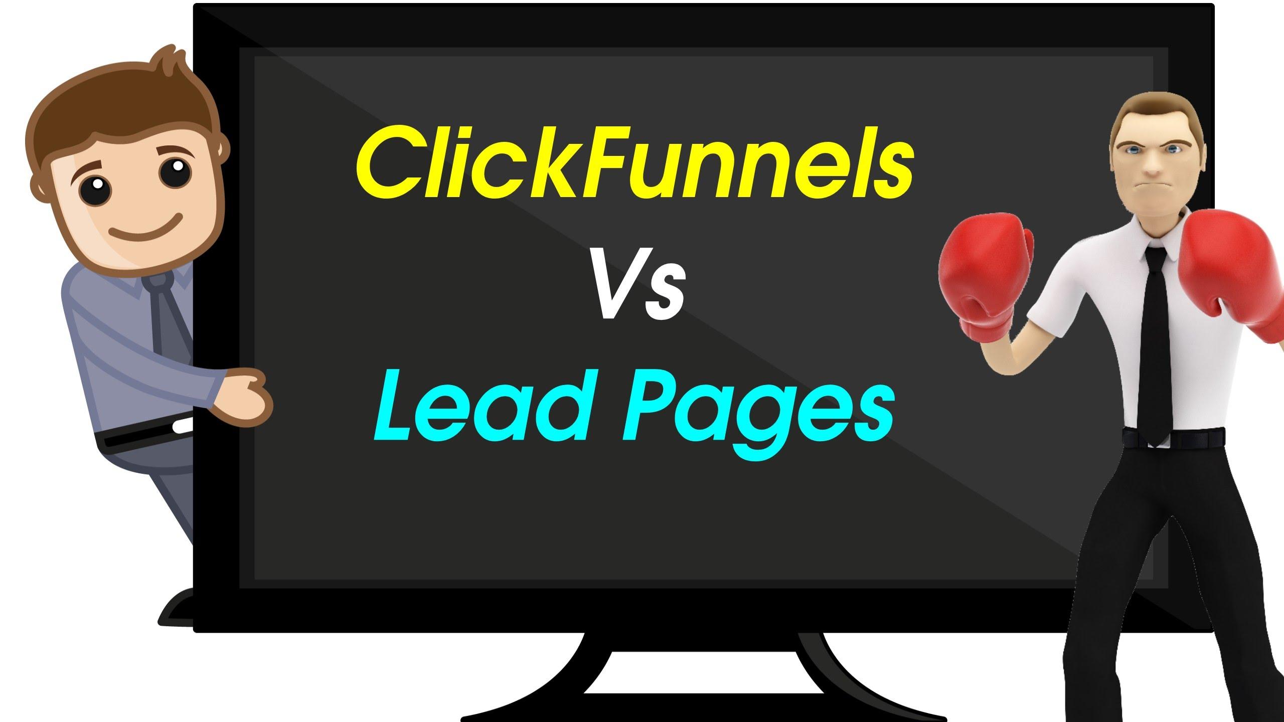 click vs lead